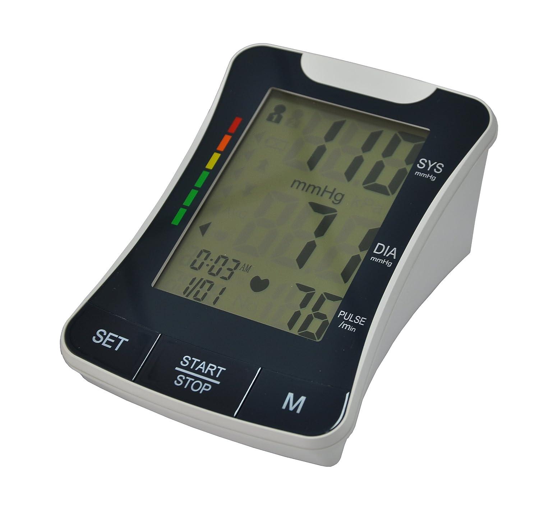 Medplus BP-1307 Tensiómetro electrónico de Brazo: Amazon.es ...