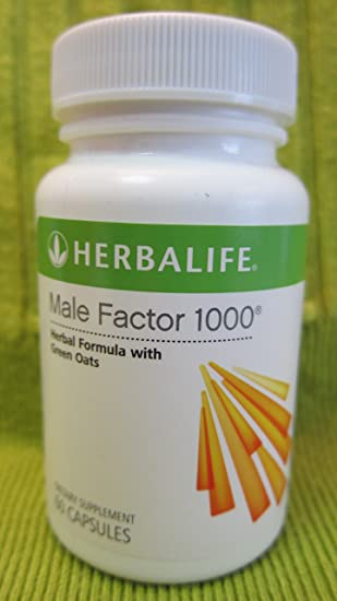 Amazon.com: Herbalife macho Factor 1000: Health & Personal Care