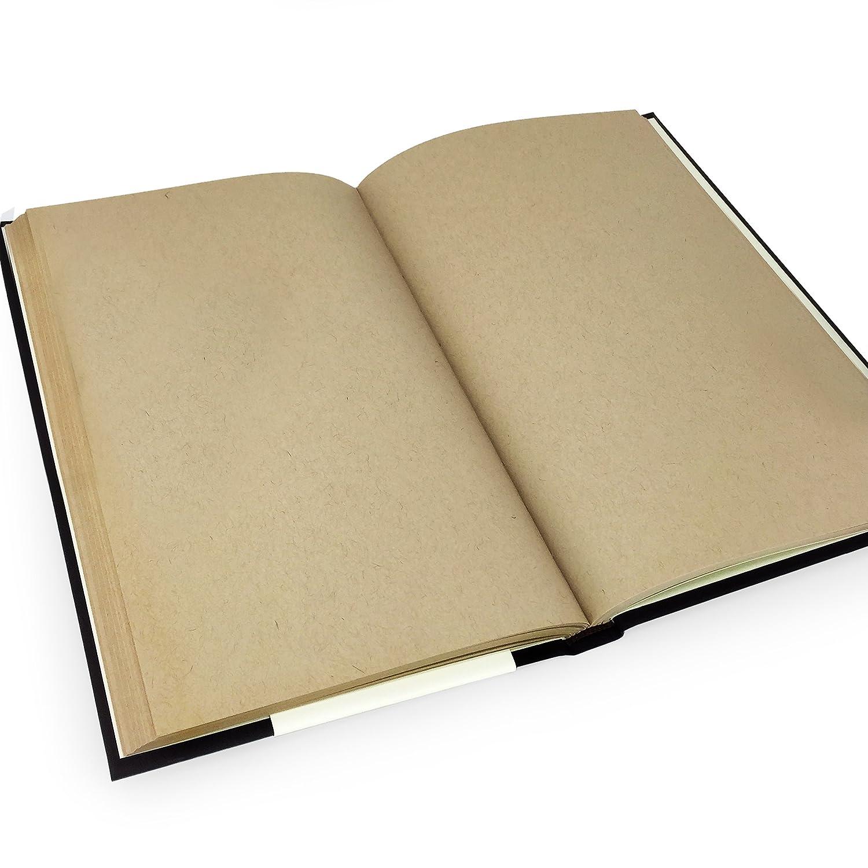 Strathmore 400 Series Toned Tan Cuaderno De Dibujo Tapa Dura