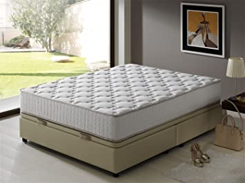 Living Sofa COLCHÓN COLCHONES VISCOELASTICO VISCOELASTICA NATUTAL Bamboo Confort: Amazon.es: Hogar