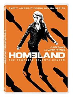 Book Cover: Homeland: Season 7