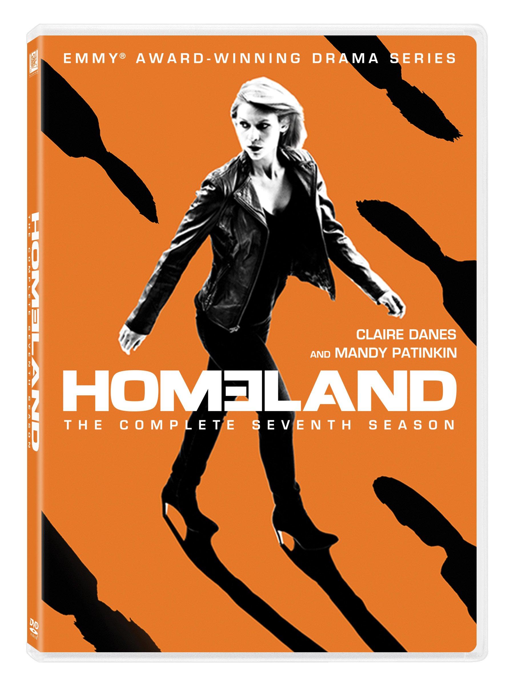 Book Cover: Homeland: Season 7