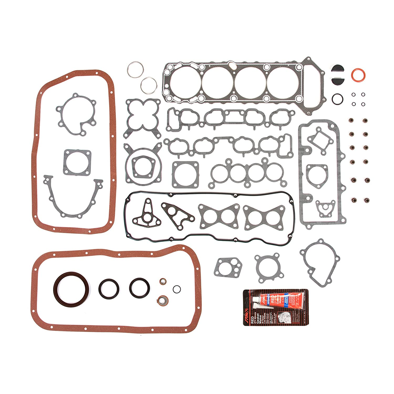 Ok3005a 0 90 97 Nissan D21 Pick Up 24 Sohc Ka24e Wiring Harness 12v Engine Rebuild Kit Automotive