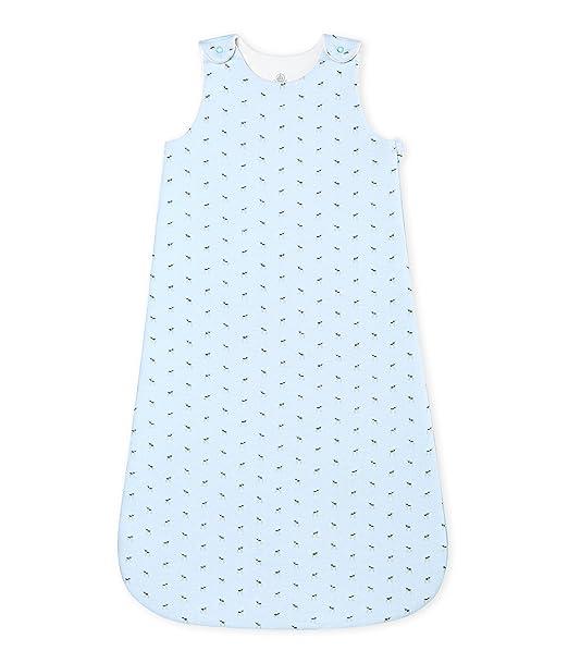 Petit Bateau Tamisa, Saco de Dormir Unisex bebé, (Fraicheur 02), One