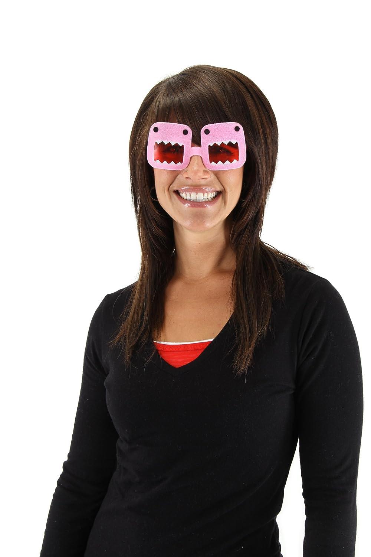 elope Puppy Dog Costume Kit elope Domo Glasses Pink One Size 335731