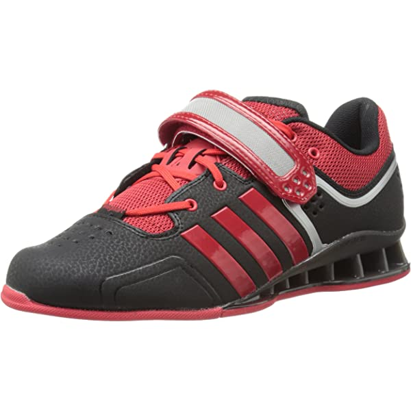 adidas Mens Adipower Weightlift Black Size: 15: