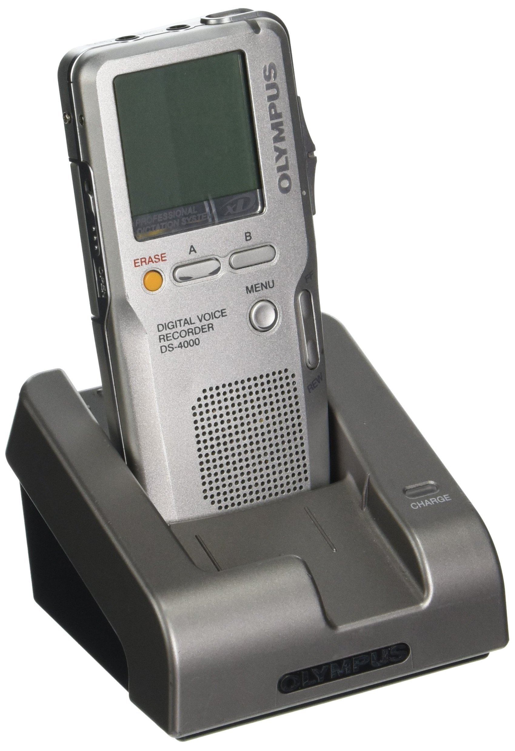 Olympus DS4000 Professional Hand Held Digital Voice Recorder by Olympus