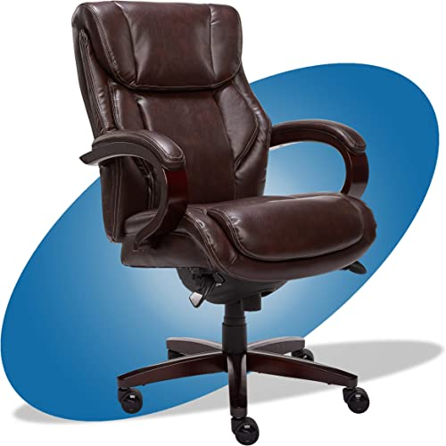 La-Z-Boy Bellamy Bonded Leather Executive Office Chair
