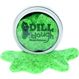Gears Out Dill Dough Stress Reliever Putty – Stress Relief Toys for Girlfriends Funny Pickle Gifts Stocking Stuffers for Adults Stocking Stuffers for Women Dill Scented Stress Putty Weird