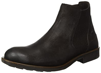 CAMEL ACTIVE HERREN Schuhe Chelsea Boots braun Check 13