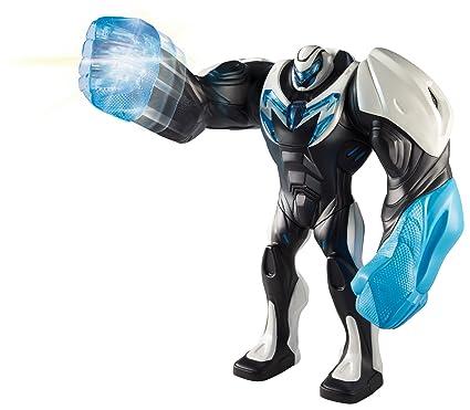 amazon com max steel turbo strength max steel figure toys games