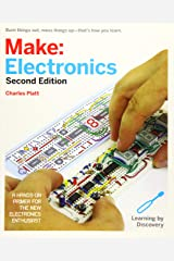 Make: Electronics: Learning Through Discovery Paperback