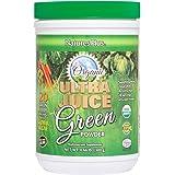 NaturesPlus Ultra Juice Green Powder - .66 lbs, Green Drink - Multinutrient Supplement, 20 Whole Green Foods & Global…