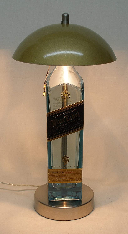 Johnnie Walker Blue Label Bottle Touch Desk Lamp