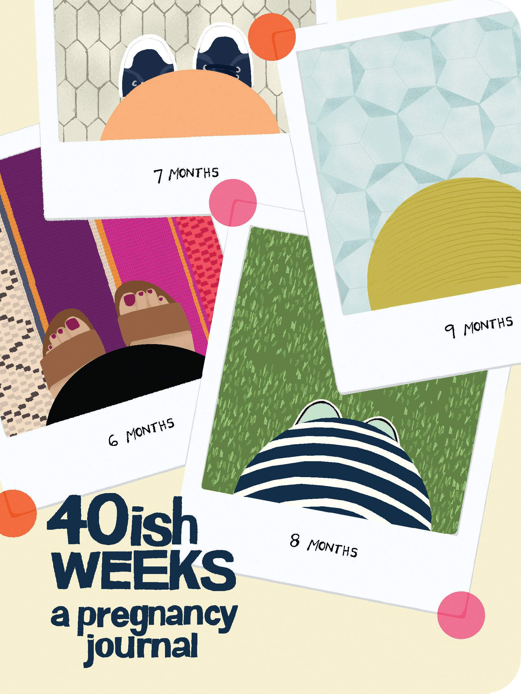 Amazon.com: 40ish Weeks: A Pregnancy Journal (Pregnancy Books, Pregnancy  Gifts, First Time Mom Journals, Motherhood Books) (9781452139159): Pocrass,  Kate: Books