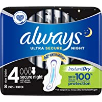 Always Ultra Night Binden 8 pad 24 stuk