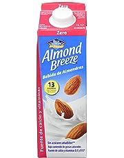Almond Breeze Bebida de Almendra Zero - Paquete de 6 x 1000 ml - Total: 6000 ml