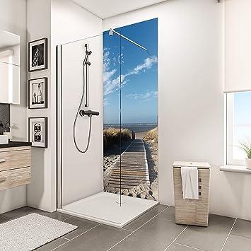 Bon Schulte Panneau Mural Décoratif Décodesign Photo, Revêtement Mural Pour  Douche Et Salle De Bains,
