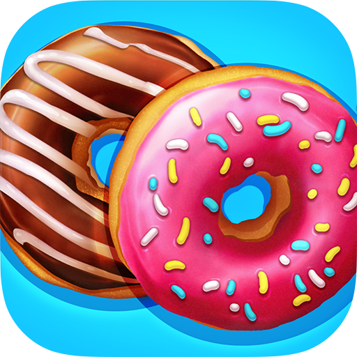 - Sweet Donut Desserts Party!