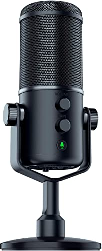 Razer Seiren Elite USB Streaming Microphone review