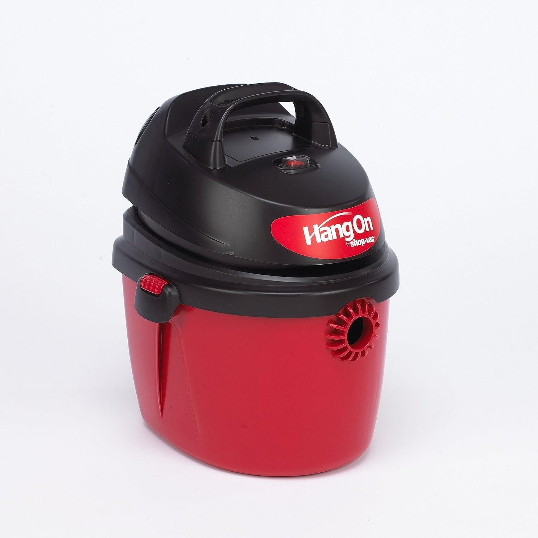 Amazon.com: Shop-Vac 5890200 2.5-Gallon 2.5-Peak HP HangOn Wet/Dry Vacuum:  Home Improvement