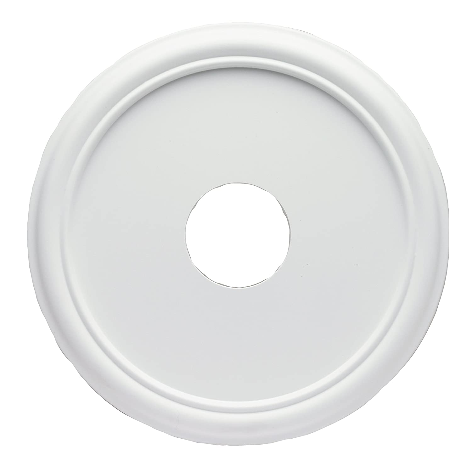 Home lighting ceiling medallions amazon lighting ceiling westinghouse 7773200 16 inch smooth white finish ceiling medallion arubaitofo Images
