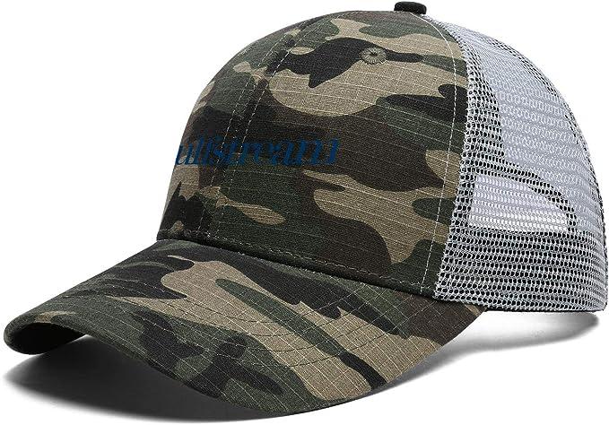 WCVFDGFFX Unisex Mens Washed Best Caps Performance Airline Hat
