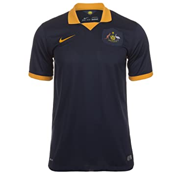 2014-15 Australia Away World Cup Football Shirt: Amazon.es ...