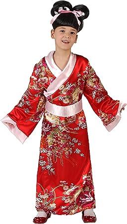 Desconocido Disfraz de china para niña: Amazon.es: Juguetes y juegos