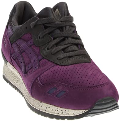 6a01b62f30eb ASICS Gel Lyte III Mens (After Hours Pack) in Purple Purple