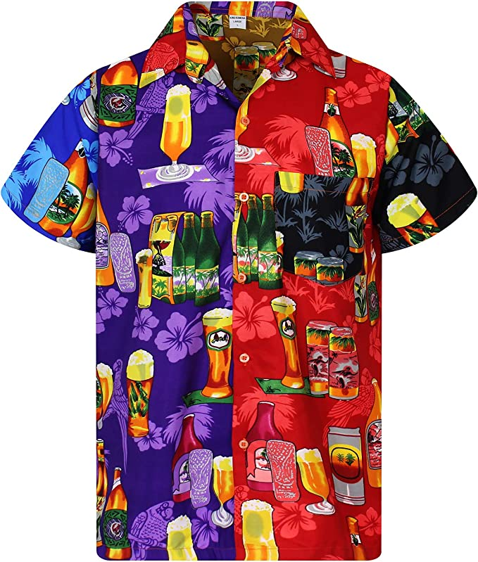 Funky Hawaiian shirt