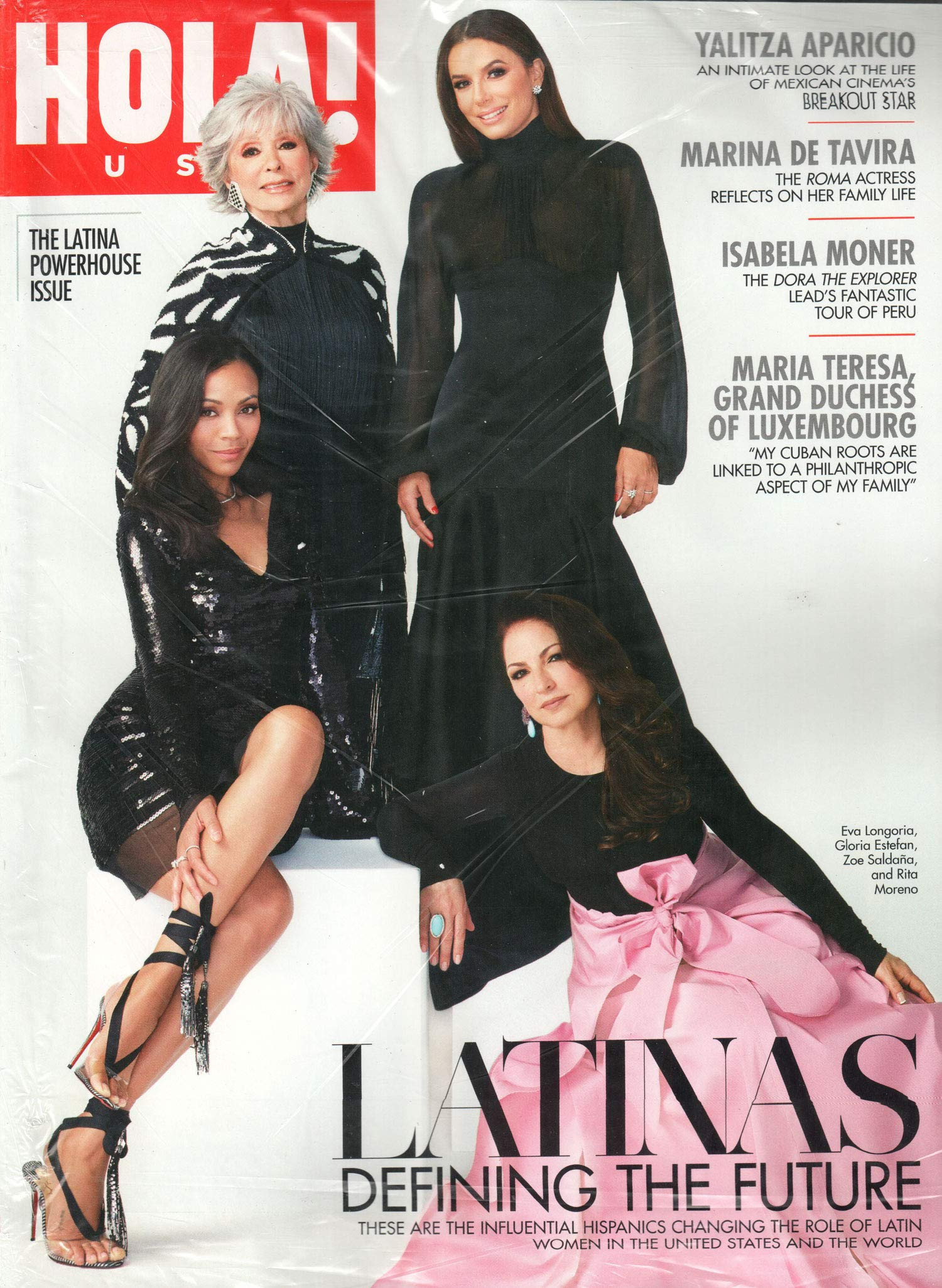 Hola Usa Magazine English Edition April 2019 Eva