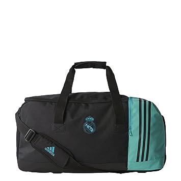 adidas Real Teambag M Mochila, Unisex Adulto, (Negro/arraer), M: Amazon.es: Deportes y aire libre