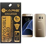 iKare Front Back Fiber Glass Screen Protector for Samsung Galaxy S7