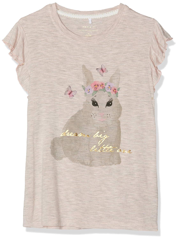 NAME IT Nmfhalizette SS Tunic Camiseta para Beb/és
