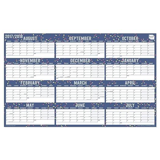 2017 office calendar