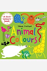 Animal Colours Kindle Edition