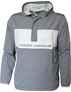 bb24db192a Amazon.com: Under Armour Mens Pursuit Subsurface Windbreaker Black ...
