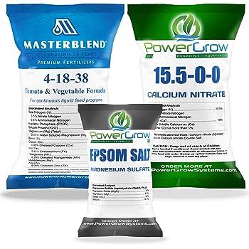 MasterBlend Complete Combo Kit Fertilizer