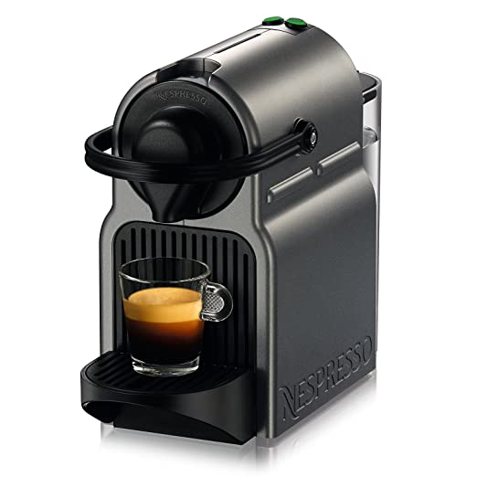 barco de EEUU) Titan c40-us-ti-ne Nespresso Inissia - Cafetera de ...