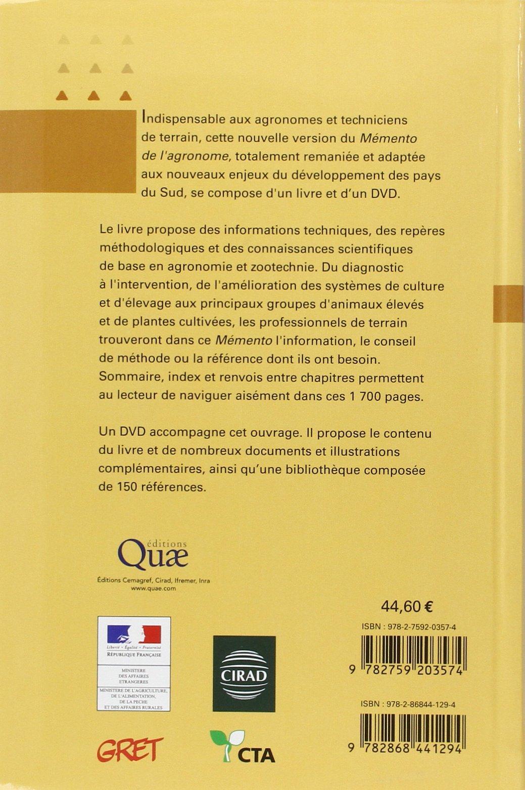 memento de lagronome pdf