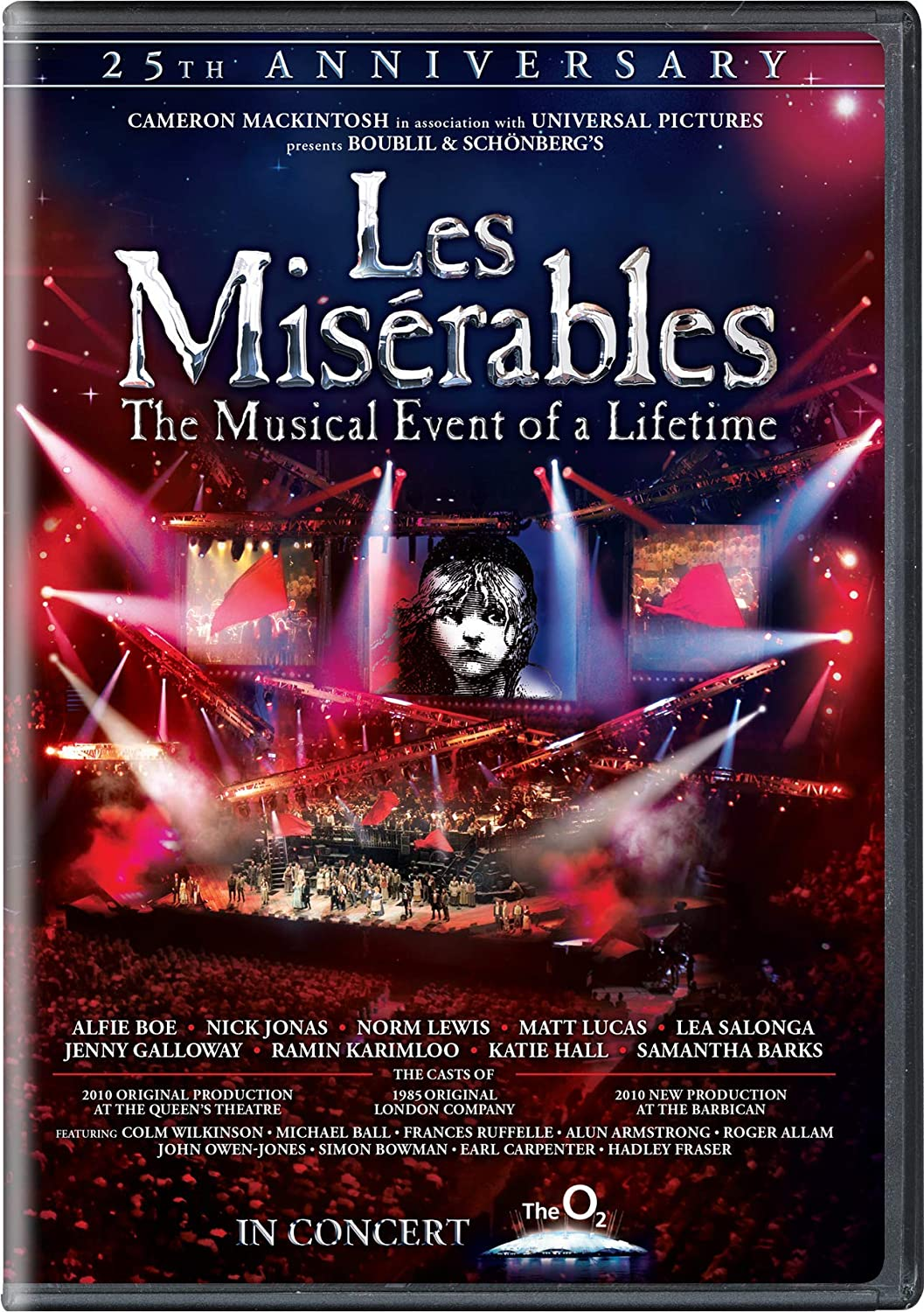 : Les Miserables The Musical Event of a Lifetime