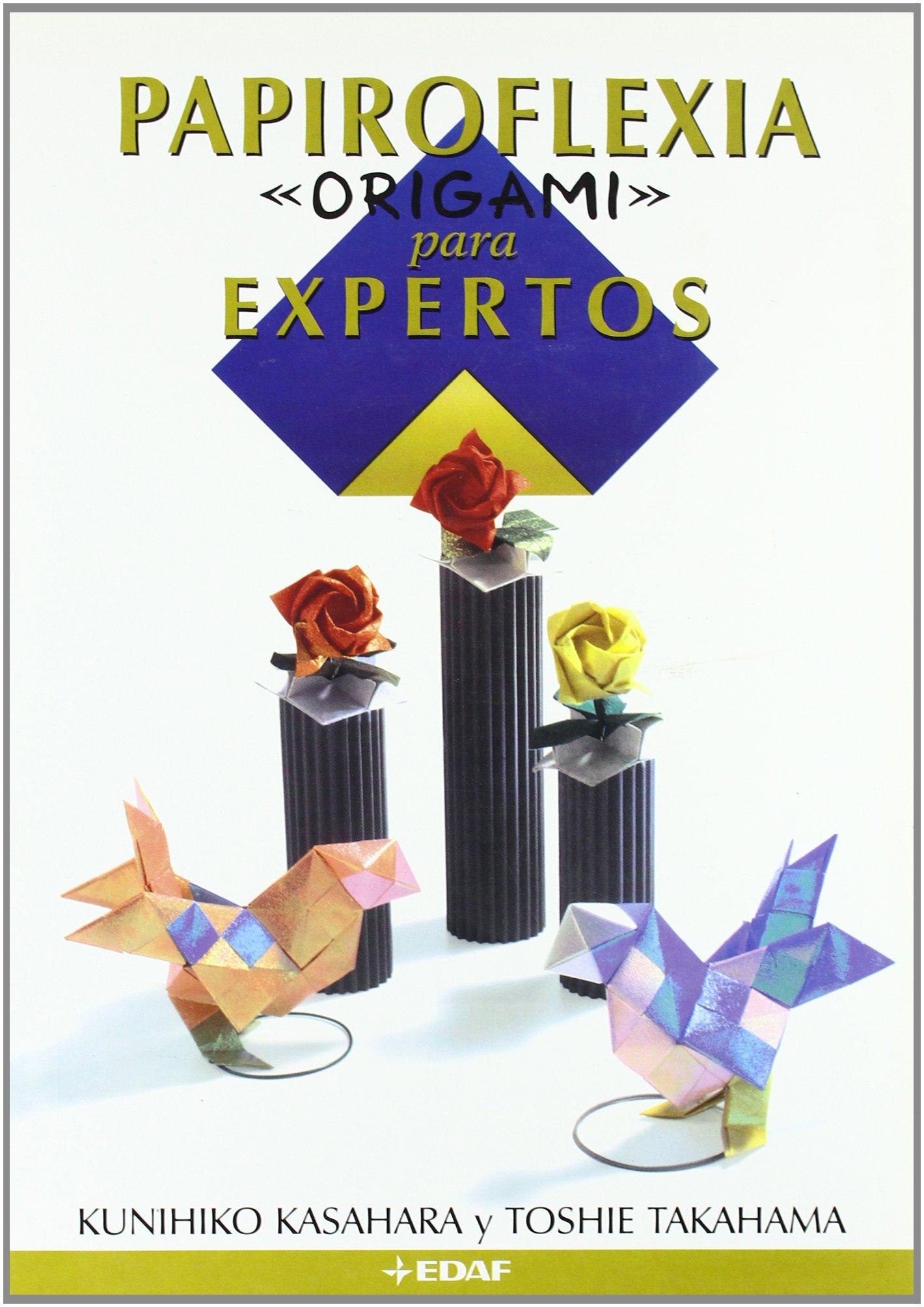Papiroflexia para expectos/Origami for the connoisseur (Spanish Edition) PDF