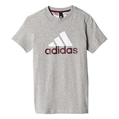 c58ecfb0e492d T-shirt Adidas Performance Yb Logo  Amazon.fr  Sports et Loisirs