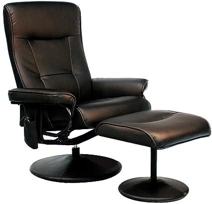 Exceptionnel Relaxzen Leisure Recliner Chair With 8 Motor Massage U0026 Heat, Black