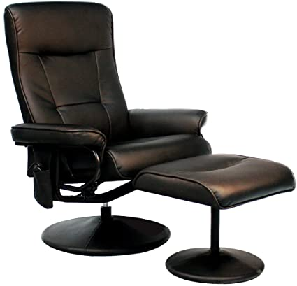 Superieur Relaxzen Leisure Recliner Chair With 8 Motor Massage U0026 Heat, Black