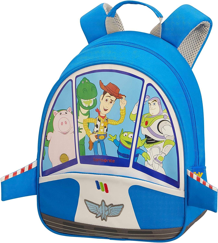 Samsonite Disney Ultimate 2.0 - Mochila Infantil S (28.5 x 23.5 x 13.5 cm, ), 7 L, Multicolor (Toy Story Take-Off)
