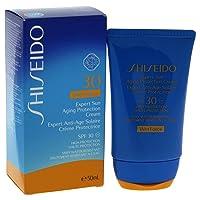Shiseido Expert Sun Aging Protection Cream SPF 30, 1.7 Ounce