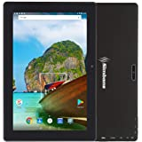 [3 Bonus item] Simbans TangoTab 10 Pollici Tablet 2 GB RAM, 32 GB Disco, Android 7.0 Nougat, IPS Schermo, Quad Core, HDMI, 2 + 5 MP Fotocamera, GPS, WiFi, USB, Bluetooth PC