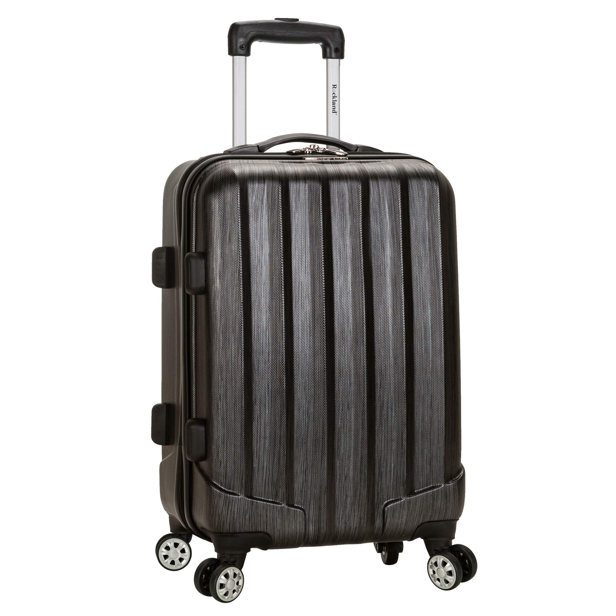 Rockland Luggage Melbourne 20 Inch Expandable Carry